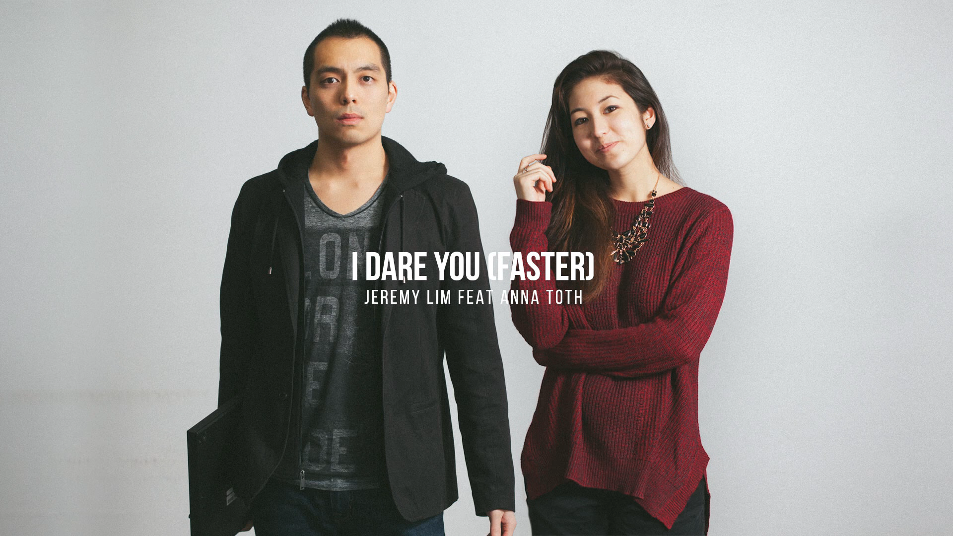 """I Dare You (Faster) [Jeremy Lim's Sunset Remix]"" feat Anna Toth"