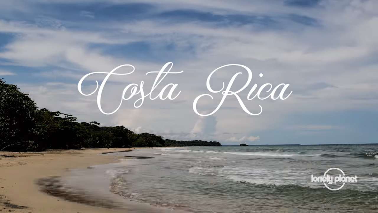 """Costa Rica"" for A Brit and Abroad and Lonely Planet"